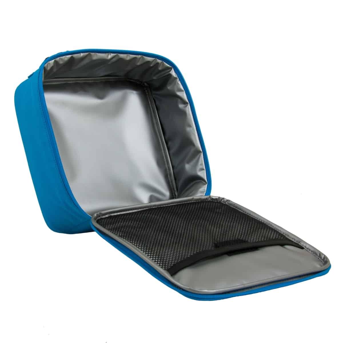 lego 5005531 brick lunch bag blue