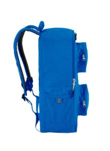 lego 5005535 brick backpack blue