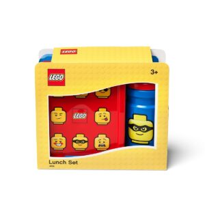 lego 5005892 minifigure lunch set