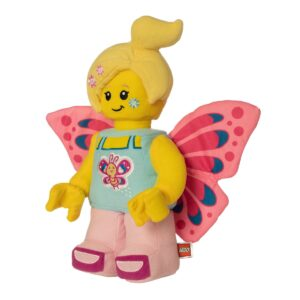lego 5006626 butterfly girl plush