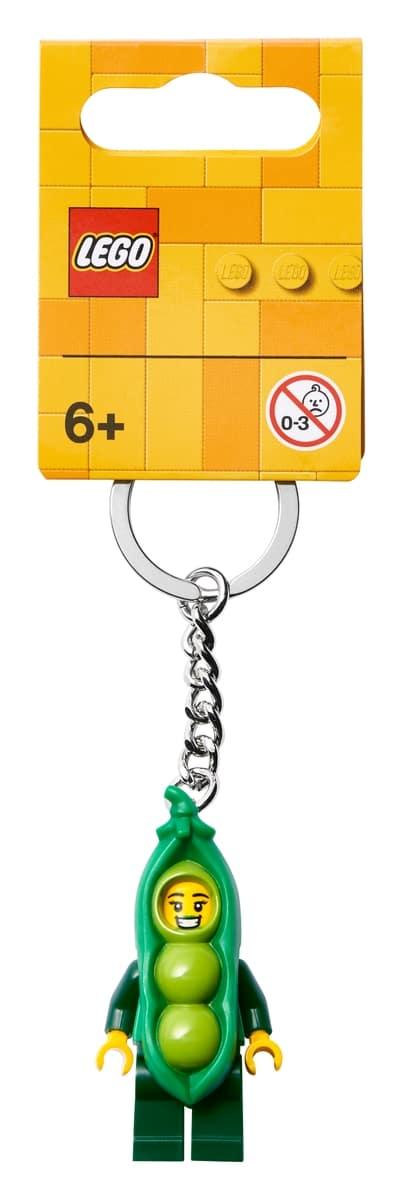 lego 854080 peapod girl key chain