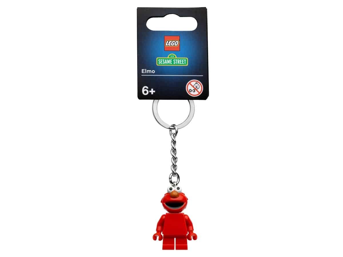 lego 854145 elmo key chain