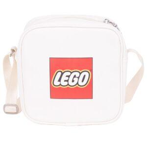 lego 5006491 crossbody handbag retro logo