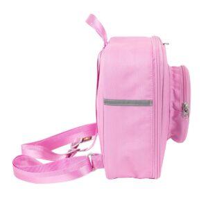 lego 5006497 light purple small brick backpack