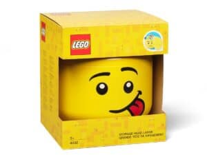 lego 5006955 storage head large silly