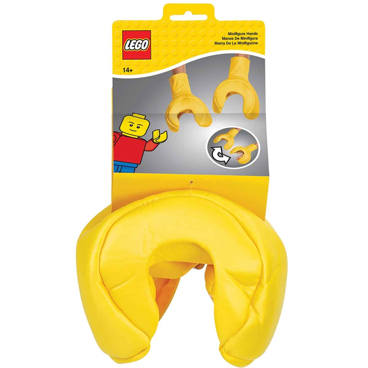 lego 5006975 adult hands yellow