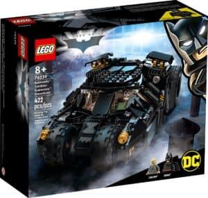 lego 76239 dc batman batmobile tumbler scarecrow showdown
