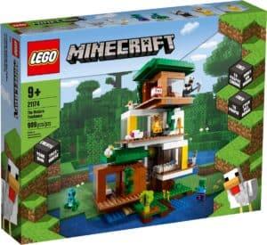 lego uvwdpm0kkq the modern treehouse 21174
