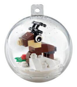 lego 854038 christmas ornament reindeer